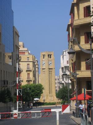 Centre Ville deBeirut