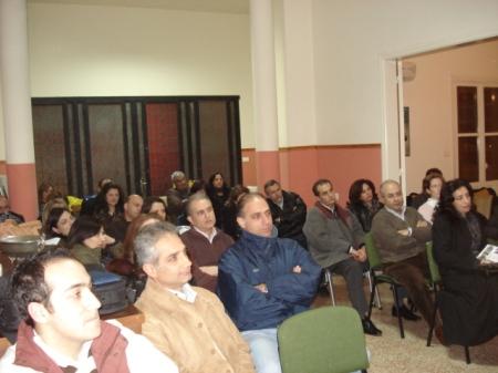 conferència al ClubAlnaïr
