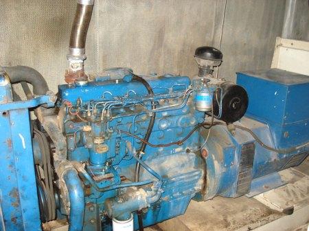 Generador elèctric a base de fuel
