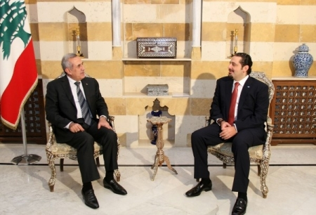 Sleiman i Hariri... recomencem?